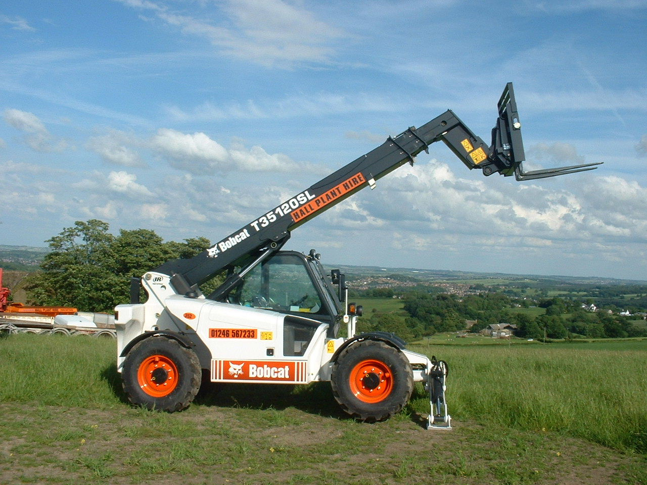 Bobcat (12metre)