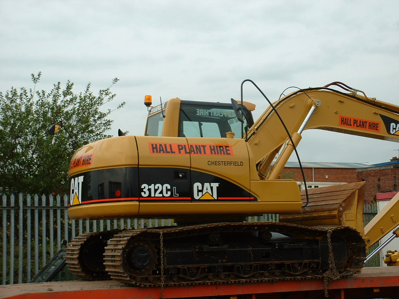 Cat 312C (15T)
