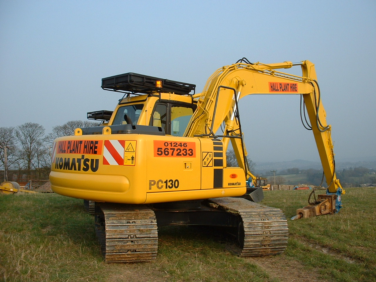 Komatsu PC 130-6 (13T)