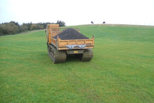 Tracked Dumper Hire