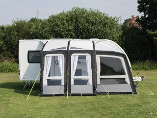 2019 Kampa Rally AIR Pro 260 Plus RightHand