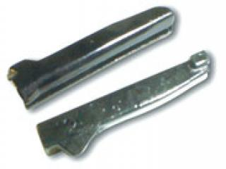 Zip stop/feeder ends, (1 set)
