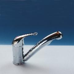 KAMA SINGLE LEVER MIXER CHROME 27mm