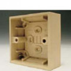 13A  Surface Box Baige