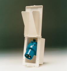 Rectangular Flush Fitting Inlet