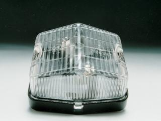 CLEAR FRONT MARKER LAMP