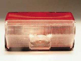 EL54B Red/Clear Lamp