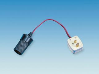 12 Volt Adartor To 12 Volt Plug