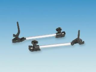Tube Stay Leverlock Black 200mm
