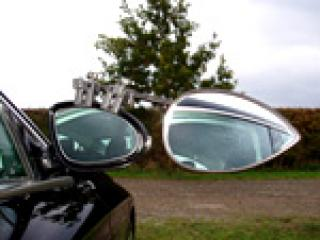 Aero Towing Mirror Flat -Singles