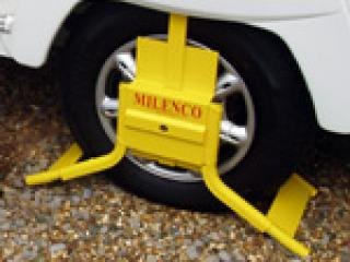 Milenco Original Wheelclamp M15