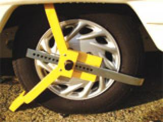 Milenco Lightweight Wheelclamp
