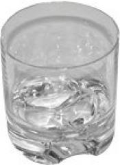 Quest Everlasting Glass Range Tumbler 250 ml Clear