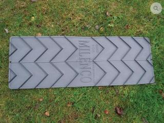 Milenco Extra Wide Grip Mat
