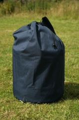 Blue Diamond Awning Canvas Bag
