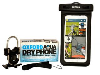 Oxford Aqua Dry Phone Weatherproof Phone Mount