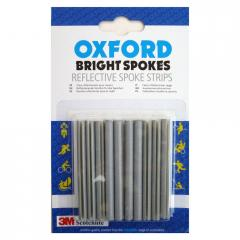 Oxford Bright Reflective Cycle Spoke Strips